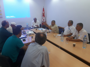 EVALUATION OF SUPROMED PLOTS IN TUNISIA, 02 JULY 2020